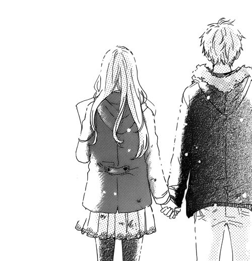Google image result for - Black and white anime pictures ...