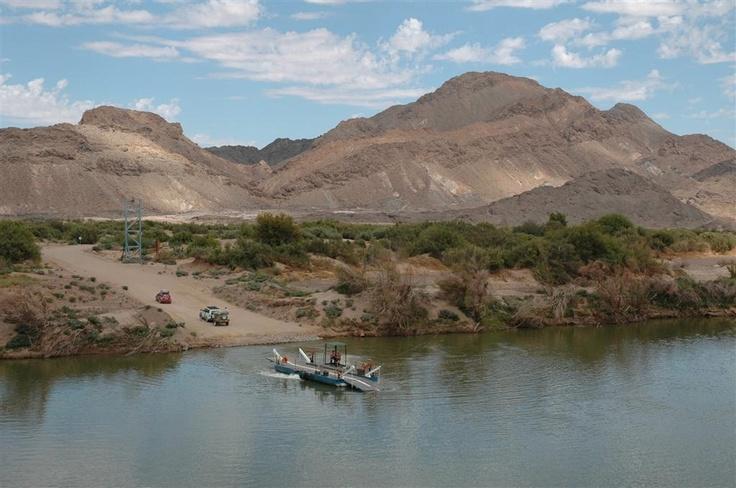 Orange River Border Crossing