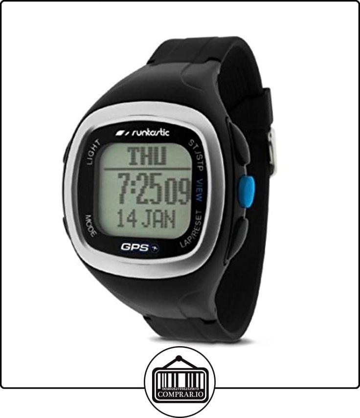Runtastic RUNGPS1 - Reloj GPS y monitor de ritmo cardíaco de  ✿ Relojes para hombre - (Gama media/alta) ✿