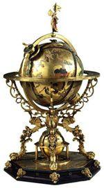 Celestial globe  :  Les globes vus par un historien de l'art - An Art Historian's Approach to Globes
