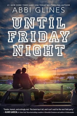 "Until Friday Night Abbi Glines 4*Critics say there is too much of this in ""Deal"". www.adealwithGodbook.com"