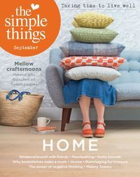 September 01, 2017 issue of The Simple Things