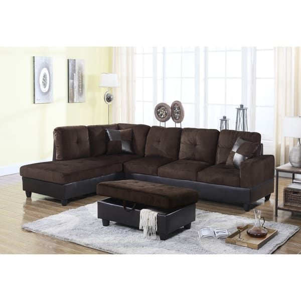 Overstock Com Online Shopping Bedding Furniture Electronics Jewelry Clothing More Leather Sectional Sofas Leather Chaise Sectional Leather Chaise