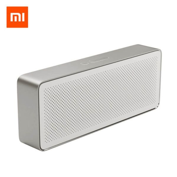 Xiaomi Mi Square Box Bluetooth Speaker 2 In 2020 Xiaomi Bluetooth Speaker Bluetooth