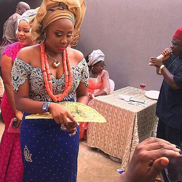 104 best Traditional Wedding Outfits images on Pinterest | Nigerian ...