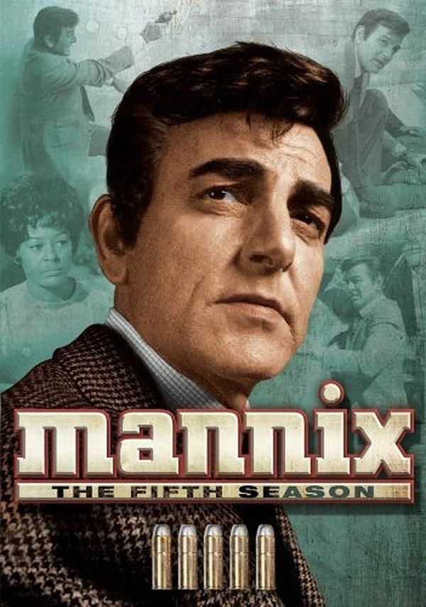 Mannix (TV Series 1967–1975)