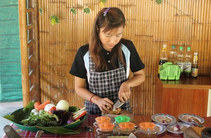 Thailand Food -- Thai Cuisine -- Asian Tradition