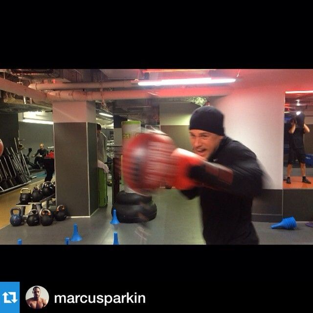 Charlie Hunnam is training!! - charliehunnamr's Instagram posts