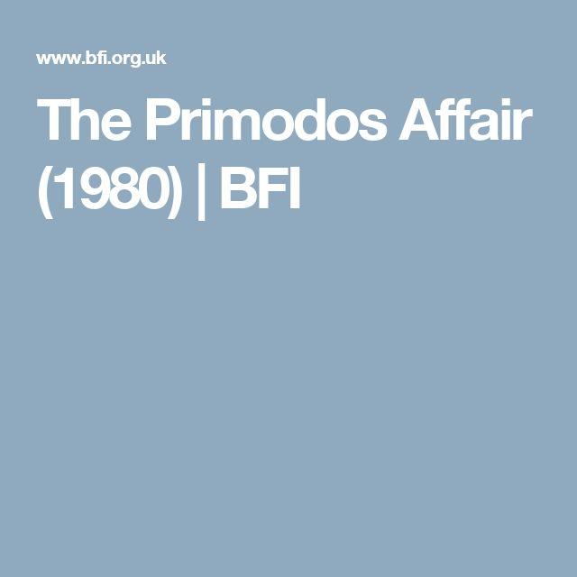 The Primodos Affair (1980)   BFI