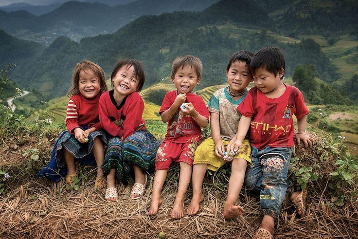 Smile of vietnam by Sarawut Intarob on 500px
