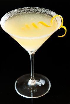 "Oprah's Lemon Drop Martini www.LiquorList.com ""The Marketplace for Adults with Taste!"" @LiquorListcom #LiquorList"