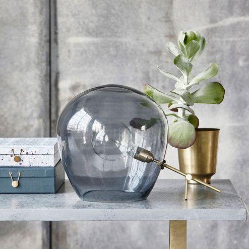 House Doctor Globe Bordlampe
