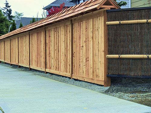 Zen Japanese Wood U0026 Bamboo Garden Gallery  Wooden Gates   Bamboo Fences Part 45