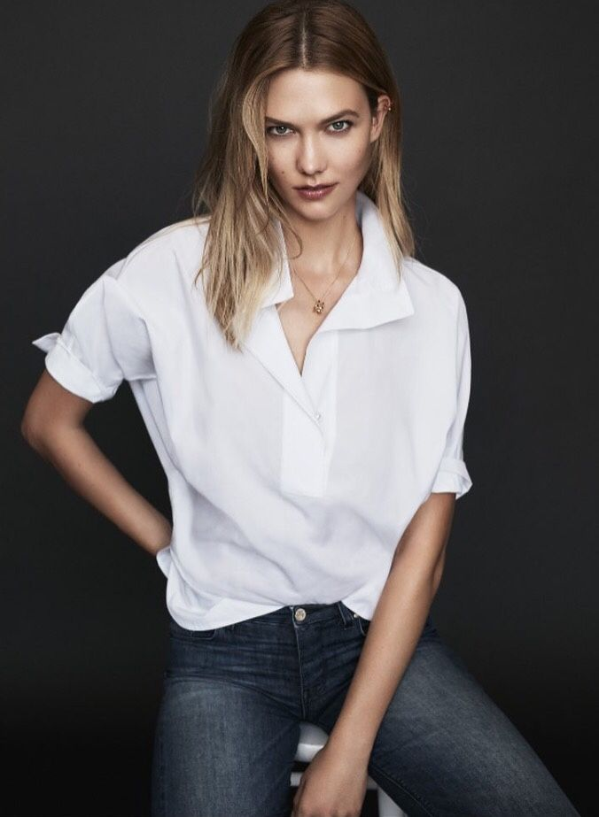 Alexia Clemence Queen, Age 32, Secretary [FC: Karlie Kloss] - The Children's Aunt