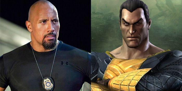 Adão Negro ganhará filme solo  O personagem Adão Negro é conhecido como o vilão do personagem Shazam, porém a Warner e a DC Entertainment querem aparentemente mudar o status do personagem em seu universo cinematográfico. Conheça mais no link!