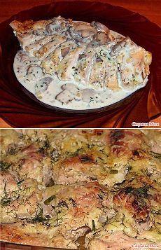 """Курица к новому году!: Дневник группы """"Рецепты для очень занятой мамы"""" - Страна Мам"""