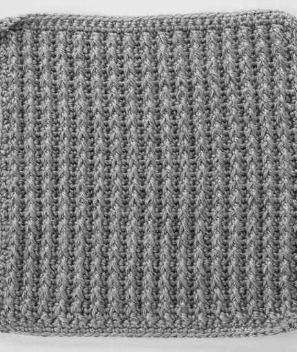 Beginner Double Crochet Afghan Patterns