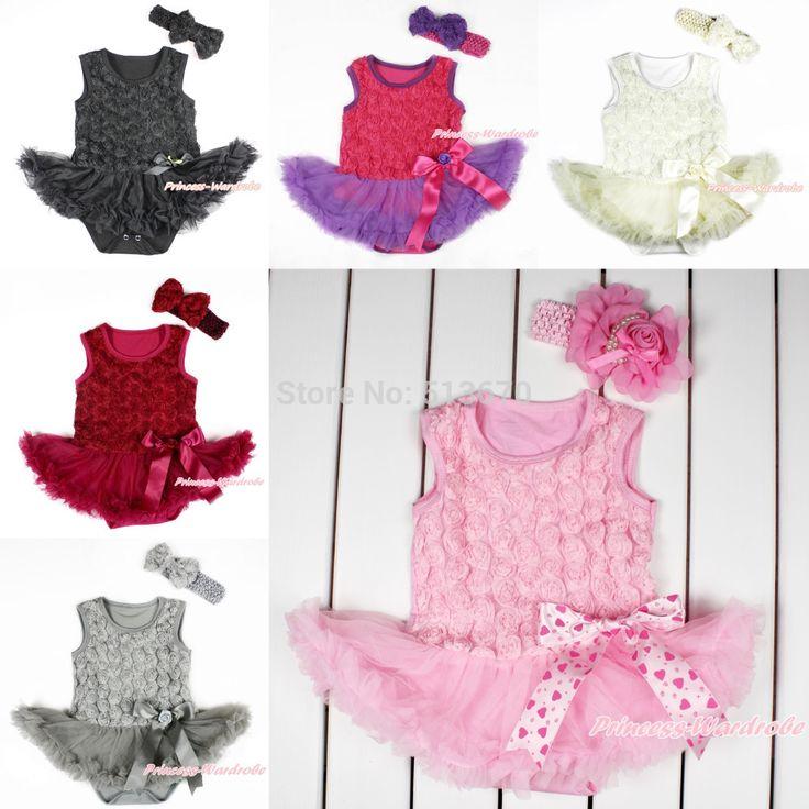 Валентина романтический цветочный вырос юбка с бантом детское платье комбинезон 2 шт. комплект нб-18month MAJSA0165