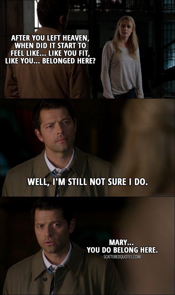 10 Best Supernatural Quotes from 'The Foundry' (12x03
