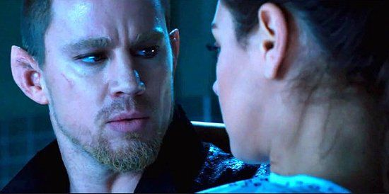 We can't handle how hot he is in that movie that's for sure! Channing Tatum / Jupiter Ascending