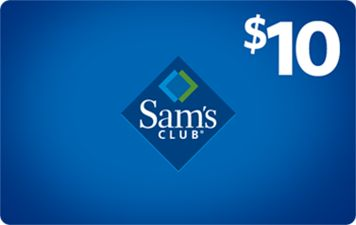 Join or renew at Sam's Club® today and get a $10 Sam's Club® gift card.