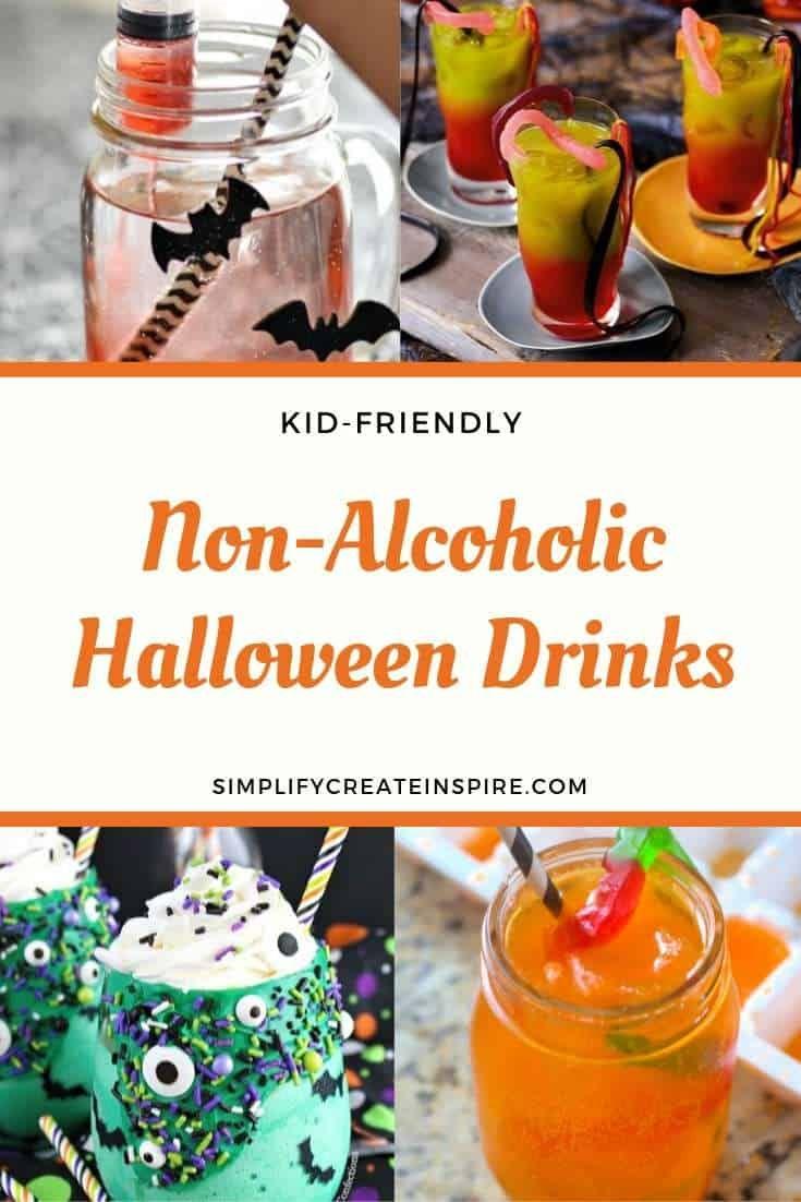 23 Spooktacular Kid Friendly Halloween Mocktails Halloween Punch Recipes Halloween Food For Party Fun Halloween Drinks