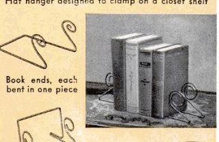 Non mangiate la pasta: l'artigianato filo appendiabiti dal passato
