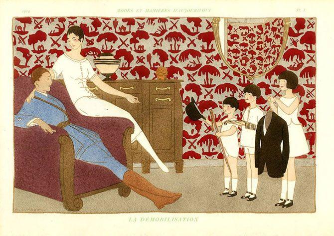 Андре Эдуард Марти - верный рыцарь Art Deco