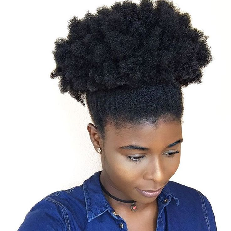 See this Instagram photo by @simply.comfort • 4c hair. Natural hair. 4c natural. 3c naturals. 4c hair type. Kinky curly hair. Tight curls. Afro puff. Afro hair. Hair shrinkage. Healthy hair.