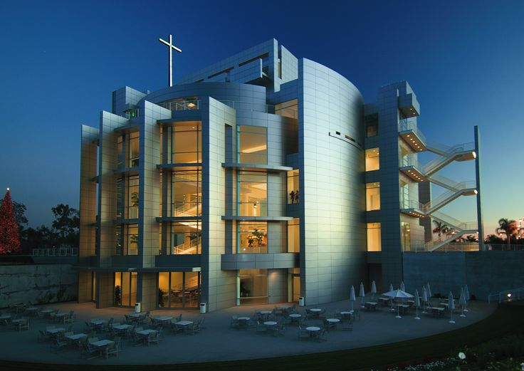 Cathedral Cultural Center | Christ Cathedral Campus ...