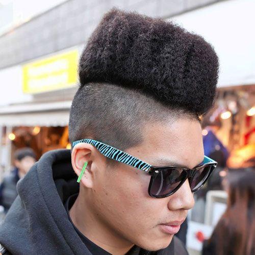 High Top Fade Haircut For Men