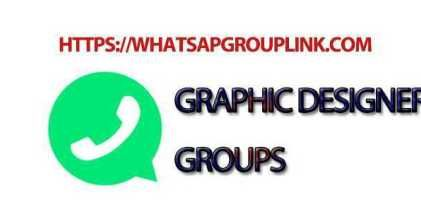 Graphic Designer WhatsApp Group Link | Whatsapp Groups in