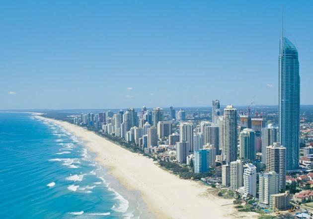 «Q1 Tower» - самый высокий небоскреб Австралии - Архитектура - Дизайн и архитектура растут здесь - Артишок