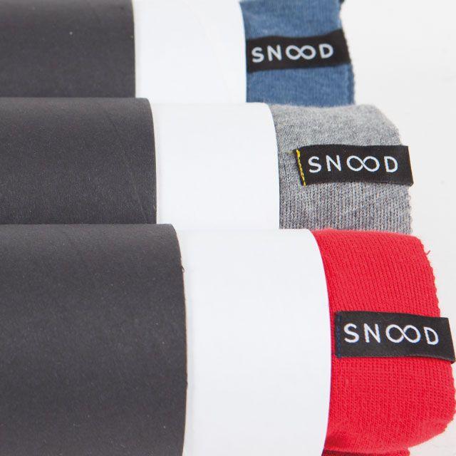 Snood - Le tour de cou français - packaging made in France - https://snood.fr