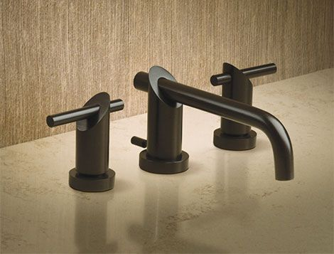 Awesome Dark Bronze Bathroom Fixtures