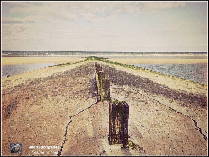Cabourg plage by ςɑʀɨиє єт єʀɨς ɑʀтɨsтєs ρɦღтღɢʀɑρɦєs