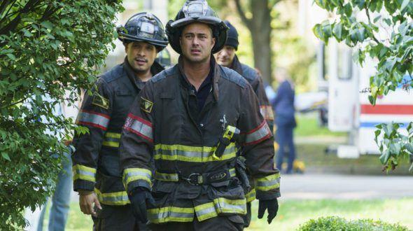 CHICAGO FIRE : Renouvelée pour une saison 6 par NBC
