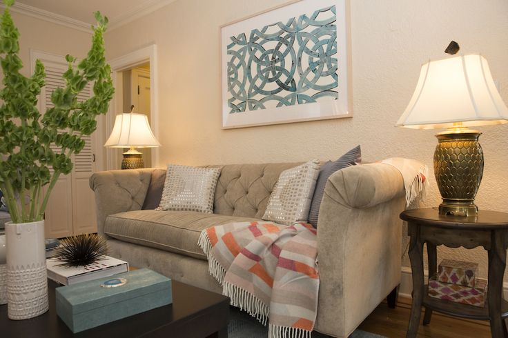 Living Room | Wall Art | Artist: Margaret Lanzetta | KENISE BARNES FINE ART