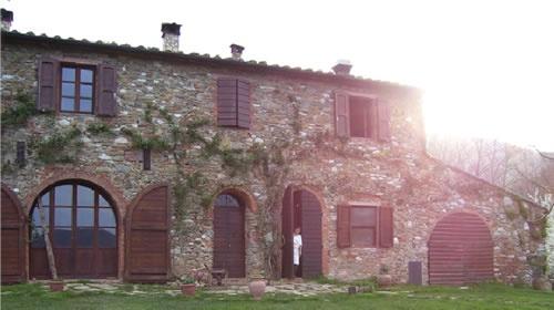 Organic Farm in Tuscany-Working abroad