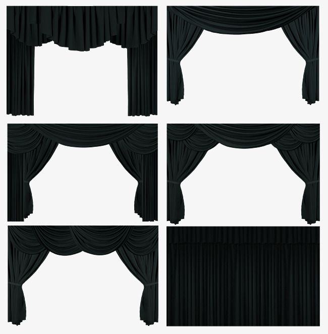 Millions Of Png Images Backgrounds And Vectors For Free Download Pngtree Silk Curtains Curtains Black Silk