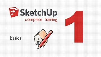 Sketchup Introduction - Lesson 1 - YouTube