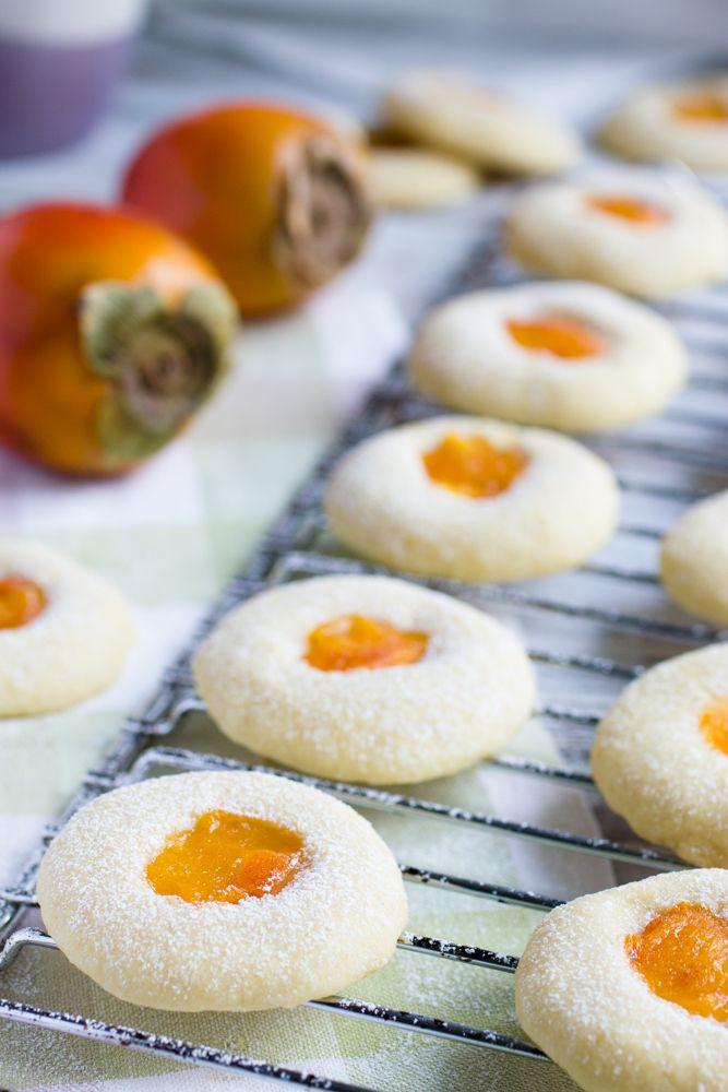 persimmons fruit healthy fruit bars recipe