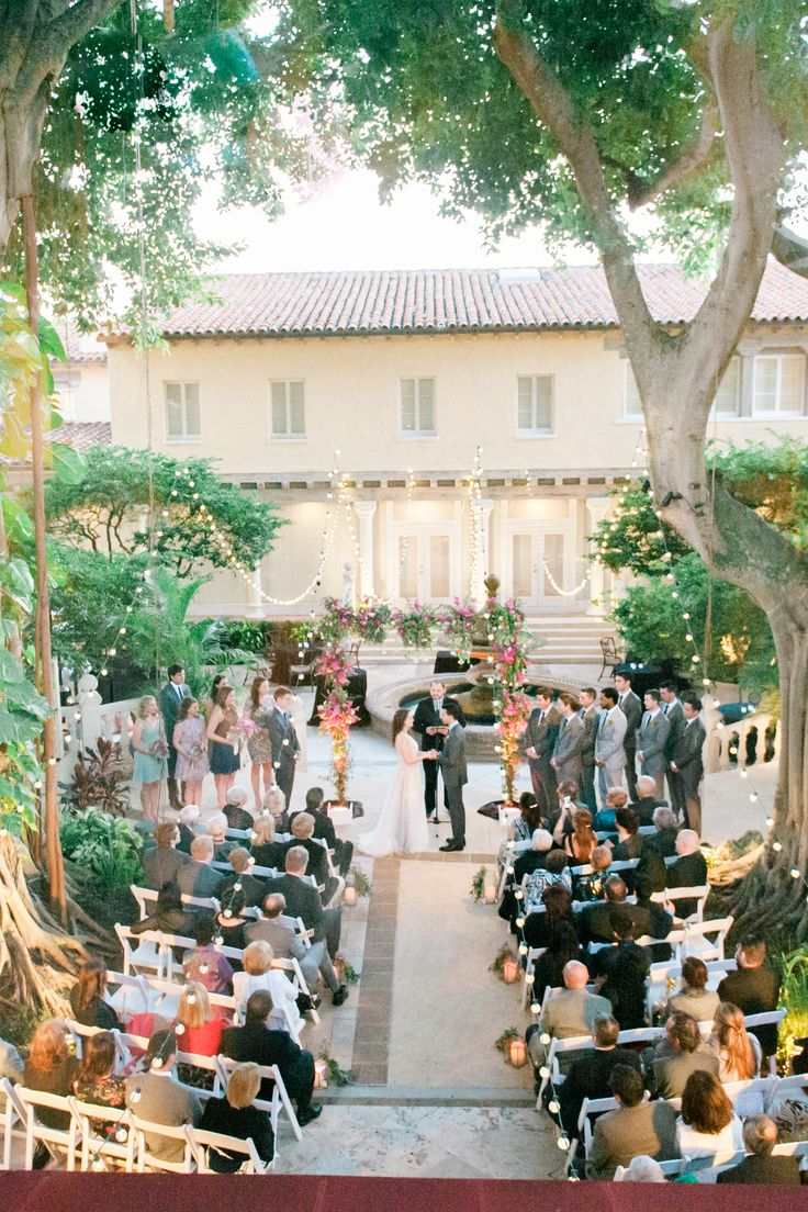 intimate wedding venues south england%0A Rachel and Danny Sarduy   The Addison Wedding Photographer  Pictures    South  Florida Wedding Venues