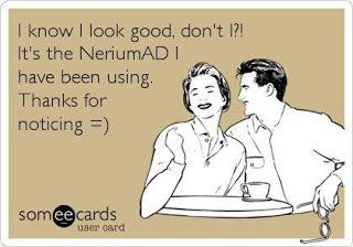 Today's Post: Keep Calm With Nerium: Fake Or Real? Get REAL results with NeriumAD - check out my blog to find the link to order YOUR Nerium today!