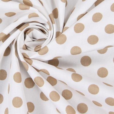 Tessuti in cotone a pois a metraggio metro su tessuti for Vendita tessuti arredamento on line