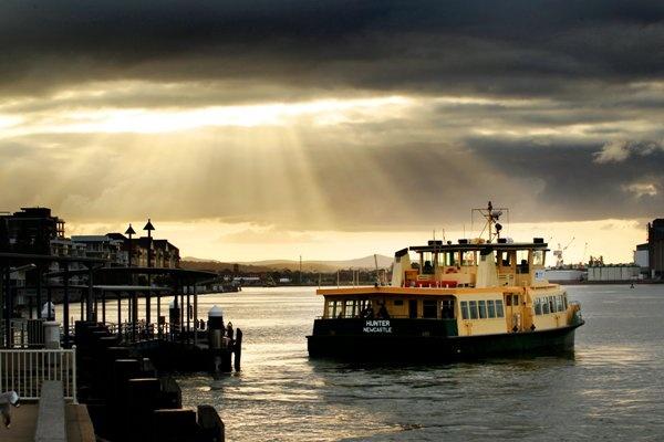 The Stockton Ferry