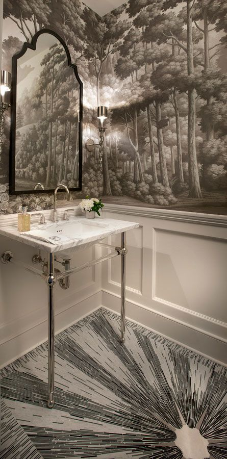 1000 ideas about grisaille on pinterest murals - Grisaille wallpaper ...