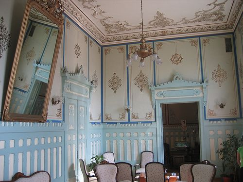 Sirkeci Station, Istanbul - Orient Express waiting room by Train Chartering  Private Rail Cars, via Flickr