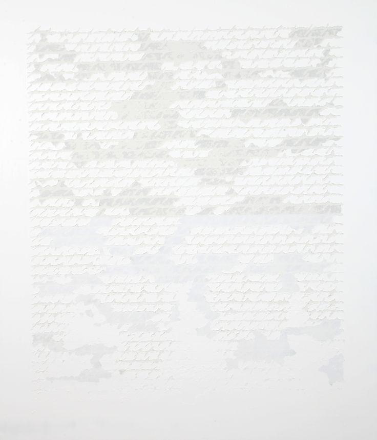 """""""Scrittura sulla pelle"""" (Acrilico su tela) - - A. Rapetti, """"Oltre la parola dipinta"""" 19 luglio-15 settembre 2013, Spazio Oberdan, Milano. http://www.provincia.milano.it/cultura/manifestazioni/oberdan/oltre_la_parola_Rapetti_mogol/index.html"""