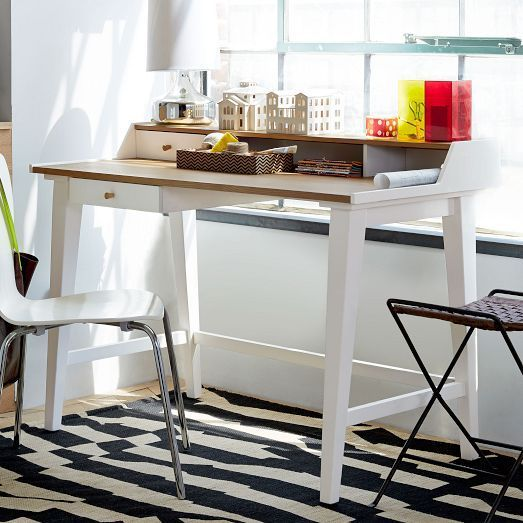 100 Dynamic Desk Designs - These Modern Furnishings Are Available for the Back to School Season (TOPLIST)
